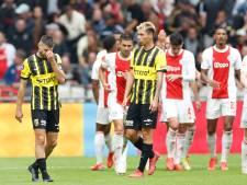 Vitesse in Arena afgeslacht door Ajax
