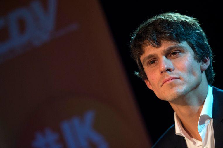 Benjamin Dalle (CD&V), lijsttrekker voor het Vlaams Parlement