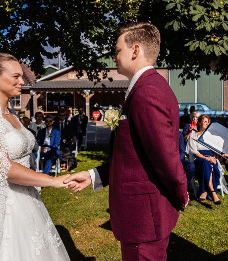 Minder huwelijken in de Liemers, groeiend aantal geregistreerd partnerschappen
