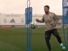"""Le come-back de Hazard face à l'Atlético?  """"Une bêtise de dire quand il va revenir"""""""