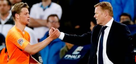 Koeman bij Oranje: hij leerde het Nederlands elftal weer winnen