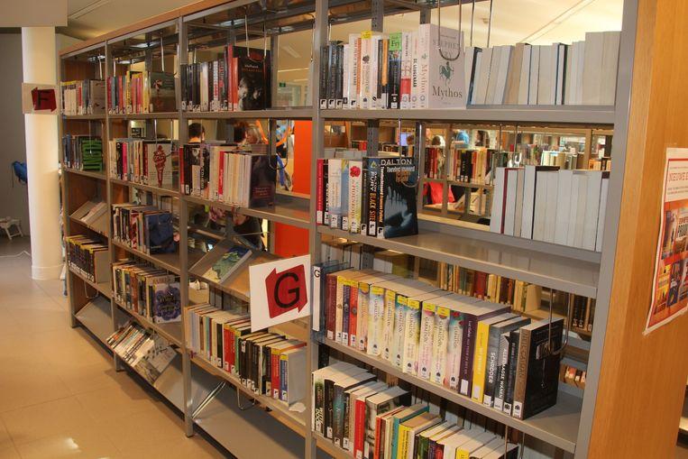 Bibliotheek Erpe-Mere.