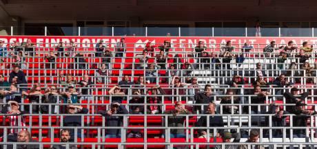 PSV hoopt opnieuw op publiek, maar rekent niet op verruiming