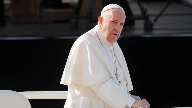 Paus: slachtoffers van misbruik zijn belangrijker dan reputatie van de kerk