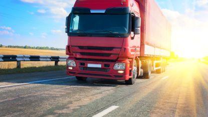 """Drie pv's opgesteld sinds invoering parkeerverbod voor vrachtwagens: """"Verbod wordt goed opgevolgd"""""""