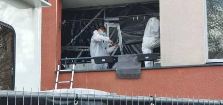 Politie doet forensisch onderzoek bij woning in Deventer waar vermiste Apeldoorner gezien zou zijn