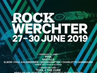 Twintig nieuwe namen voor Rock Werchter