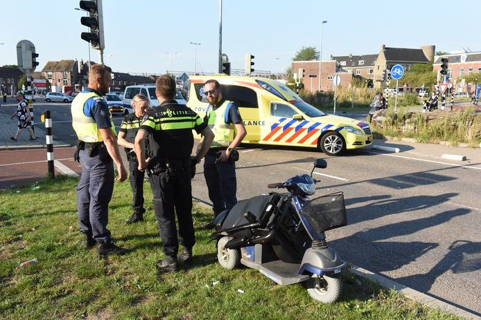 Steeds meer scootmobielen betrokken bij verkeersongelukken