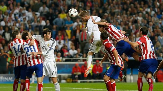 Dit zijn de vijf meest memorabele goals van Sergio Ramos bij Real