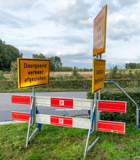 Rechter in Arnhem mist onderbouwing voor afsluiting van de weg tussen Putten en de A28