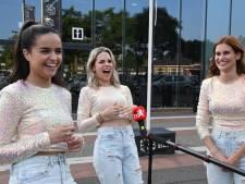 'Oya lele', cultuursector start op met K3 in Den Bosch: 'We zijn met z'n allen ontwaakt uit een boze droom'