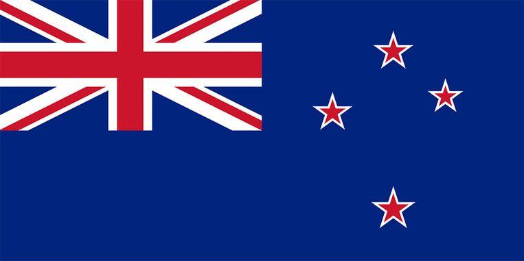 De originele vlag wordt behouden. Beeld Wikipedia