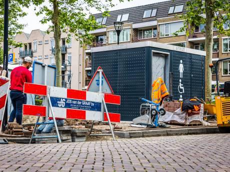 Dordrecht krijgt twee openbare wc's die 24/7 open zijn