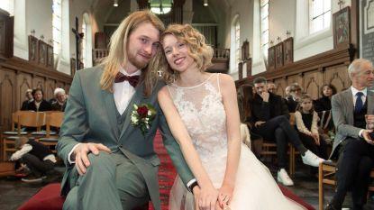 Maartje Van Neygen gehuwd met Senne