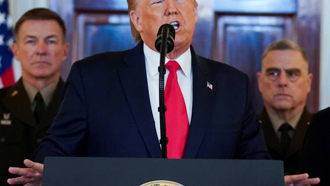 Le plus haut gradé américain craignait que Trump n'attaque la Chine dans les derniers jours de son mandat