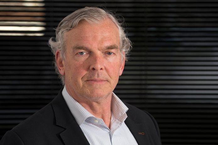 Neuroloog Chris van der LInden.