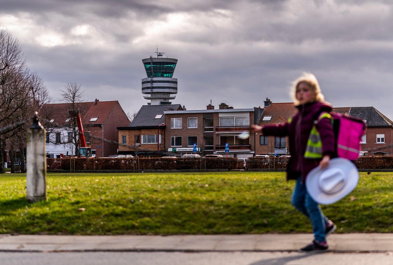 In 2014 pas boekte Brussels Airport weer de passagiersaantallen van voor het Sabena-faillissement in 2001. Beeld Freek van den Bergh / de Volkskrant