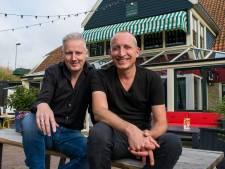 Soms heeft hij een beetje heimwee, maar Vlaardingse cabaretier Berry is eindelijk thuis op Texel