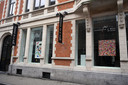 Kunstgalerie Answer to a wall (Jan Stasstraat 2, Leuven).