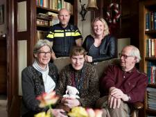 Ouders bedanken hulpverleners voor reanimatie dochter Willemieke
