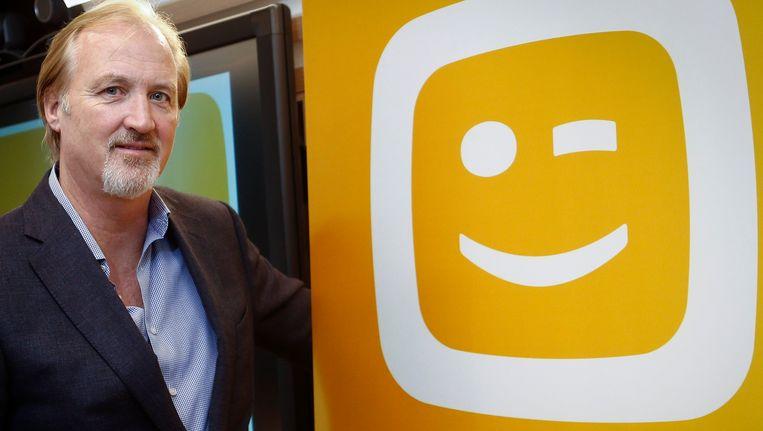 Telenet-CEO John Porter. Beeld PHOTO_NEWS
