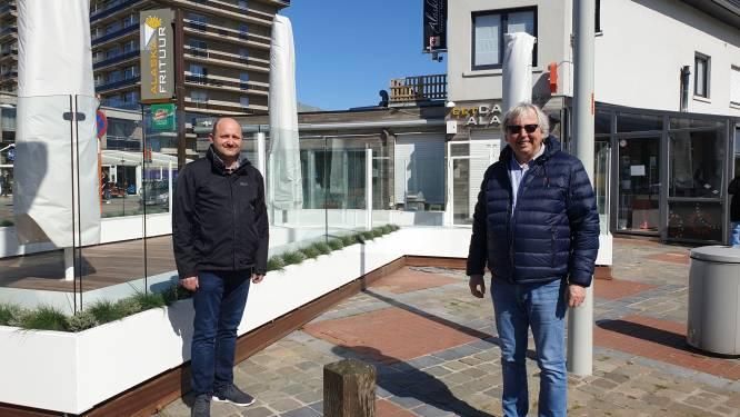 Bredene laat opnieuw grotere terrassen toe en heft geen terrasbelasting