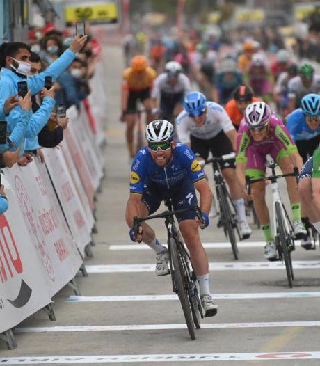 Cavendish maakt kwartet vol in Ronde van Turkije, Díaz eindwinnaar