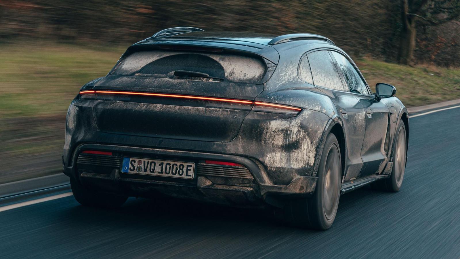 Porsche Cross Turismo