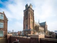 Raadsleden: Nieuw Stadskantoor van Dordrecht mag best hoger worden dan Grote Kerk