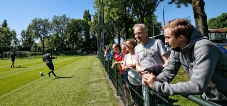 SDC Putten oefent tegen FC Utrecht
