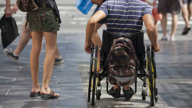 """App """"On Wheels"""" toont toegankelijkheid rolstoel in vijf grote steden"""