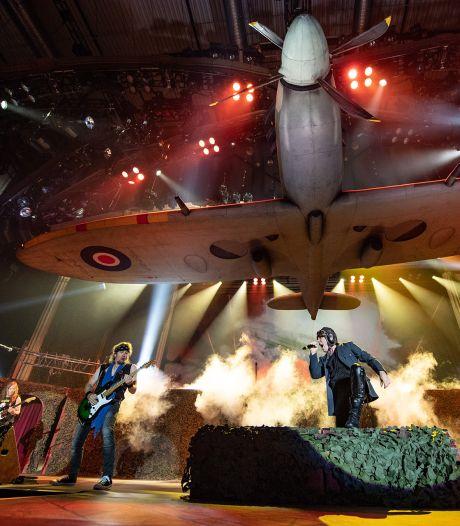 Iron Maiden in GelreDome: oorlog, hel en epische songs