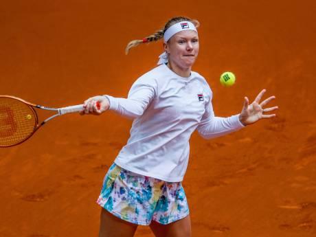 Weinig soepele aanloop richting Roland Garros: Bertens zegt ook af voor Belgrado