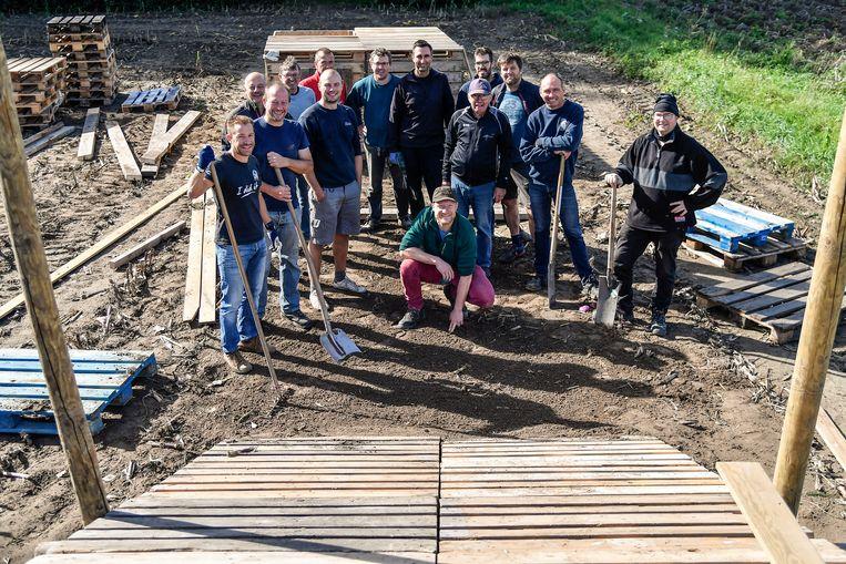 De organisatoren van de Gouden Petattencross bouwen dit jaar een nog vinniger parcours met extra hindernissen uit.