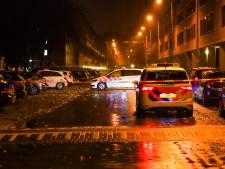 Kogelschoten, messteken en autobranden merk je niet op acht hoog aan de Echternachlaan