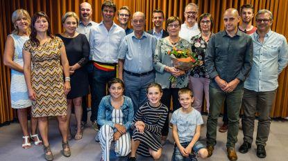 François Van Espen en Mariette Waegemans 50 jaar getrouwd