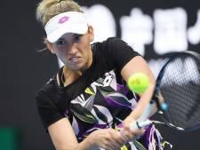 Jelena Ostapenko élimine Elise Mertens en huitièmes de finale au Luxembourg