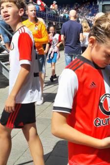 Feyenoord geeft vol gas met YouTube en Instagram: 'Ze zijn ons visitekaartje'