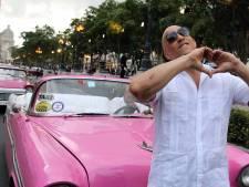 Vin Diesel breekt record met 100 miljoen Facebook-vrienden