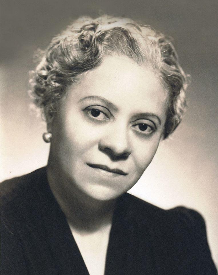 Componist Florence Beatrice Price Beeld