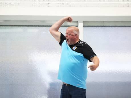 BZC breekt totaal onverwachts met Reuten; Kuilman volgt succestrainer op