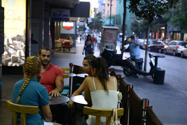 In Arabische landen is diefstal niet iets voor de gewone man, het is een privilege voor politici en mannen met macht. Beeld Getty Images