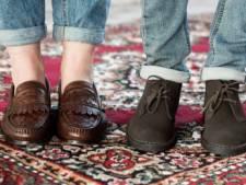 Oude schoenen op zolder staan? ReShare Store Dordrecht maakt er graag een dakloze blij mee