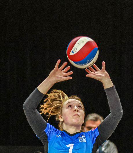 Na winst in thrillerset maakt Regio Zwolle Volleybal zich op voor halve finale in de beker