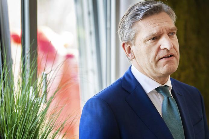 CDA-leider Sybrand Buma