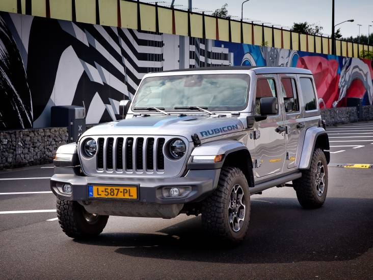 Test Jeep Wrangler 4xe: moderne dinosaurus mét stekker