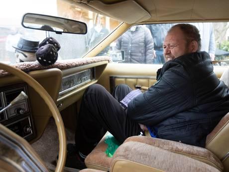 Laatste wens komt uit voor ernstig zieke Roy (47) uit Twello: nog één ritje in Amerikaanse wagen