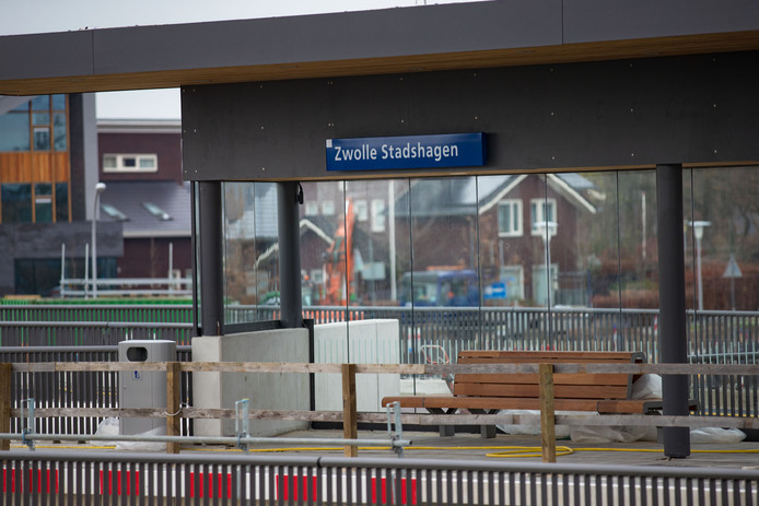 ProRail maakte blunders op het spoortraject Zwolle-Kampen.