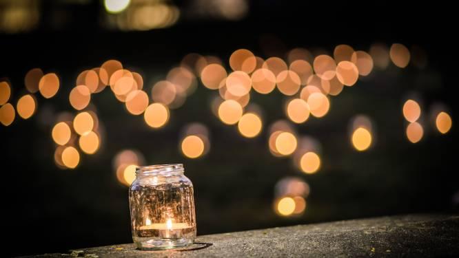 Genk houdt minuut stilte voor coronaslachtoffers met 'Genk Gedenkt'