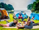 Camping in Zuiderpark: 'Het is hier fantastisch'